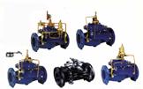 阀门控制:角执行器、阀门张角