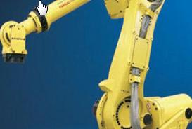 角度传感器在工业机器人大臂关节机器人上的应用