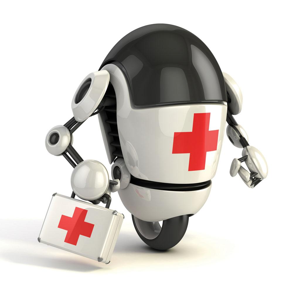 倾角传感器在医疗机器人上的应用