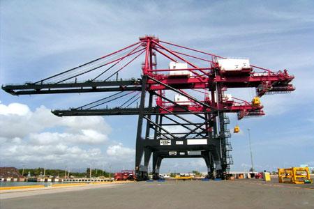 港口机械行程控制多圈编码器