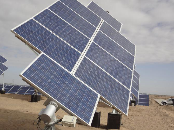 太阳能电池板倾角传感器