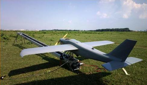 无人机遥感角度传感器